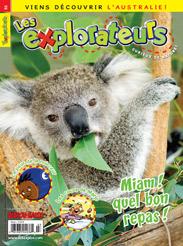 Mars 2008 – Viens découvrir l'Australie