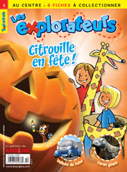 Octobre 2008 – Citrouille en fête!