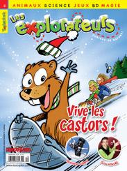 Décembre 2008 – Vive les castors!