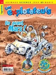 Mars 2009 – En avant Mars!