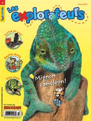 Mars 2007 – Mignon Caméléon