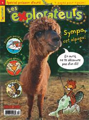 Avril 2007 – Sympa, cet alpaga