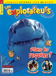 Avril 2009 – Vilains les requins?