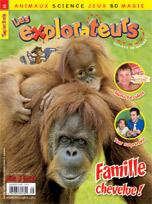 Septembre 2009 – Famille chevelue!