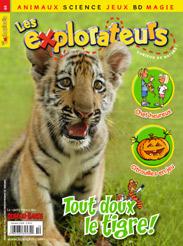 Octobre 2009 – Tout doux le tigre!